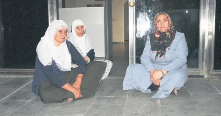 Oğlunu PKK'dan kurtardı şimdi torununu seviyor