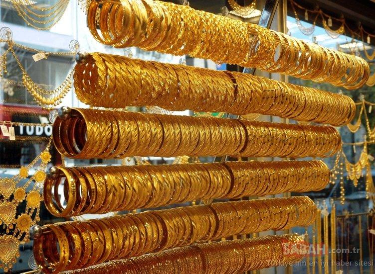 Altın fiyatlarında son dakika haberi! Altın fiyatları bugün ne kadar? Çeyrek altın ve gram altın...