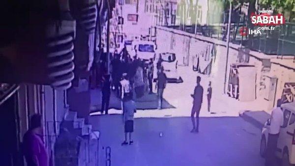 İstanbul Beyoğlu'nda kız kaçırma kavgası meydan muharebesine dönüştü: O anlar kamerada
