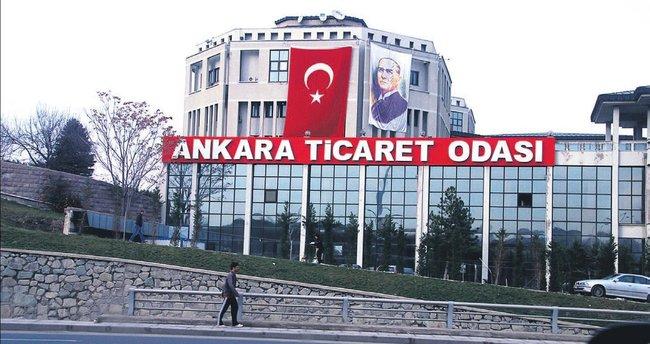 ATO Meclisi'nden başkan adayı Osman Gökçek'e büyük destek