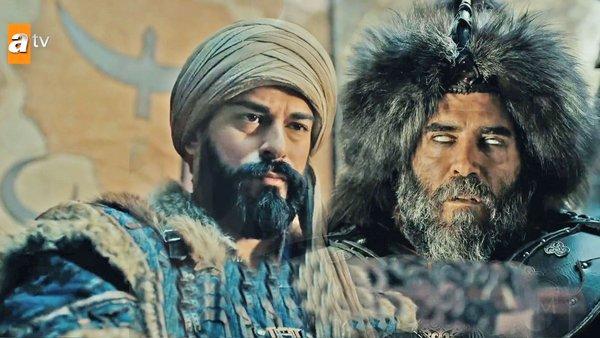 Kuruluş Osman 56. Yeni Bölüm (28 Nisan 2021 Çarşamba) Son Fragmanı yayınlandı izle! Ölüm kalım savaşında kahpe hamle