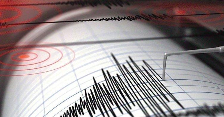 Erzincan Kemah'ta 3.1 büyüklüğünde deprem | Son depremler