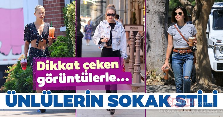Ünlülerin sokak stili şaşırtıyor! İşte dikkat çeken görüntülerle ünlülerin sokak stili...