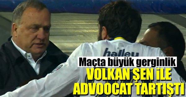 Volkan Şen'den Advocaat'a tepki