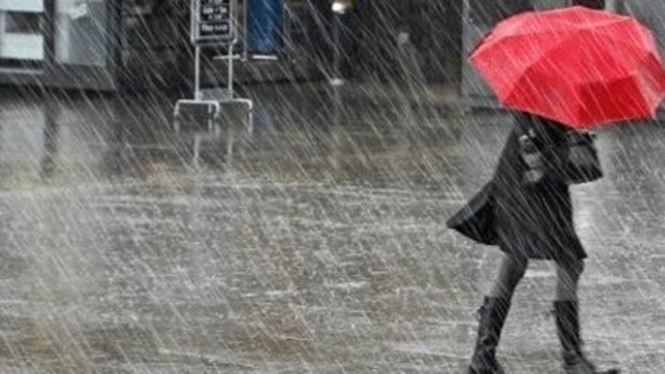 Meteoroloji'den son dakika hava durumu uyarısı! O saatler dikkat