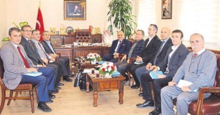 Badem'den DSİ'ye sulama talebi