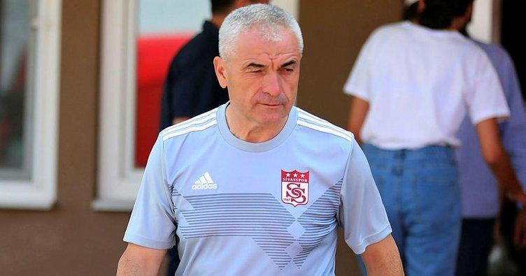 Sivasspor'un Rizespor maçı kadrosu belli oldu