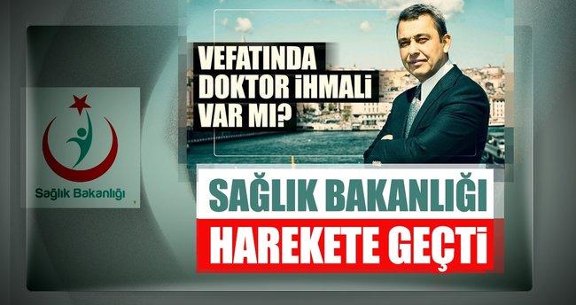 Sağlık Bakanlığı İbrahim Çağlar'ın ölümünde ihmal iddiaları için inceleme başlattı