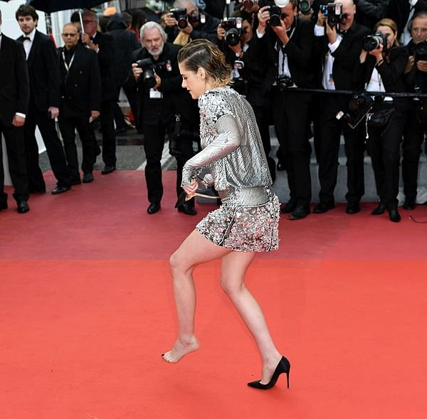 Cannes Film Festivali'ne damga vuran protesto! Öyle bir şey yaptı ki...
