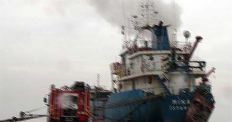 Tuzla'da gemide yangın: Yaralılar var