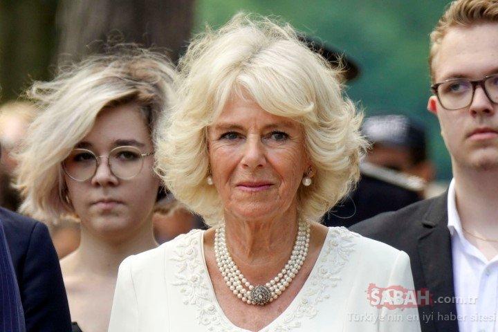 Prens Harry üvey annesi hakkında konuştu!
