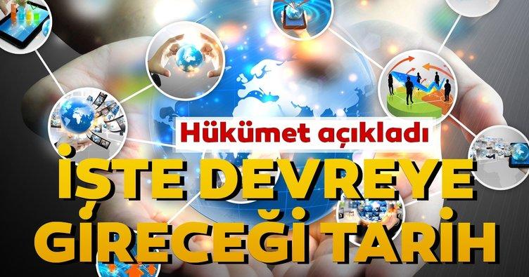 Bakan Ruhsar Pekcan ESBİS'in devreye gireceği tarihi açıkladı