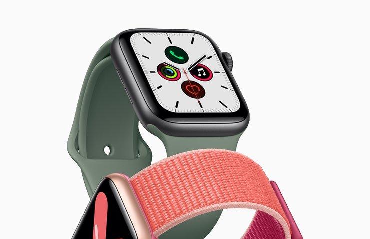 Apple Watch Series 5 Türkiye'de satışa çıktı