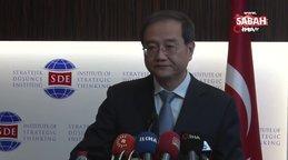 Son dakika! Çin Ankara Büyükelçisi'nden Korona Virüsü ilacı açıklaması! | Video