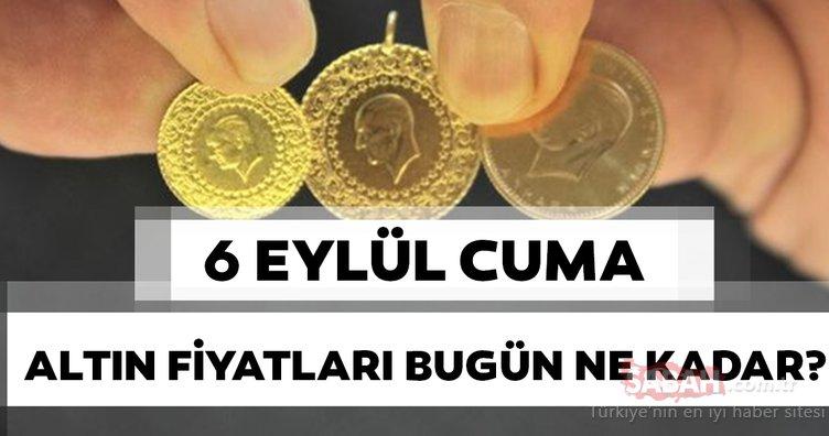 Son Dakika! Altın fiyatları güne nasıl başladı, şu an kaç TL? Gram, Cumhuriyet ve Çeyrek altın fiyatları (6 Eylül Cuma)