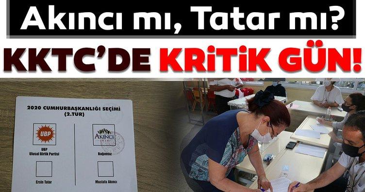 Son dakika: KKTC'de kritik gün! Cumhurbaşkanlığı seçimlerinde ikinci tur başladı