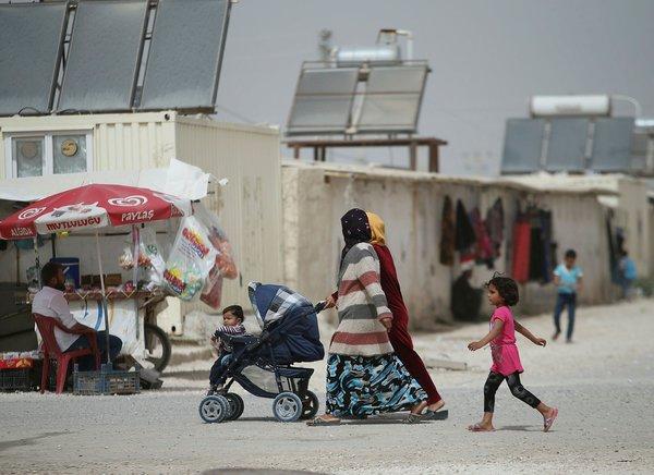 Tel Abyadlılar topraklarının teröristlerden temizlenmesini istiyor