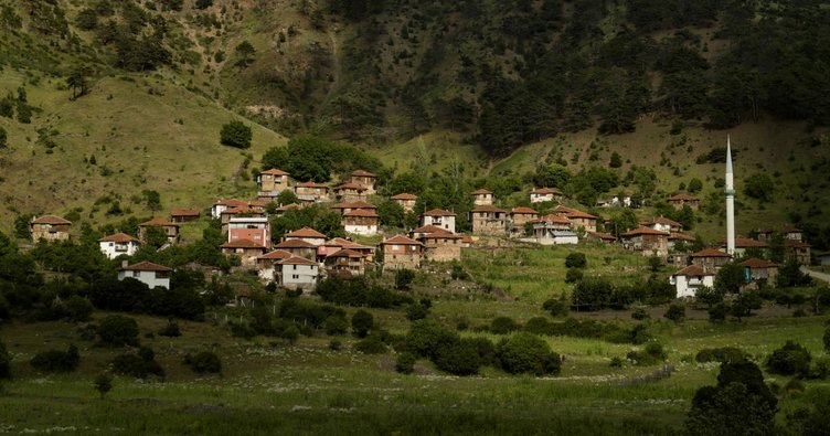 Köy tatili isteyenler! İşte bir birinden güzel köy yerleri