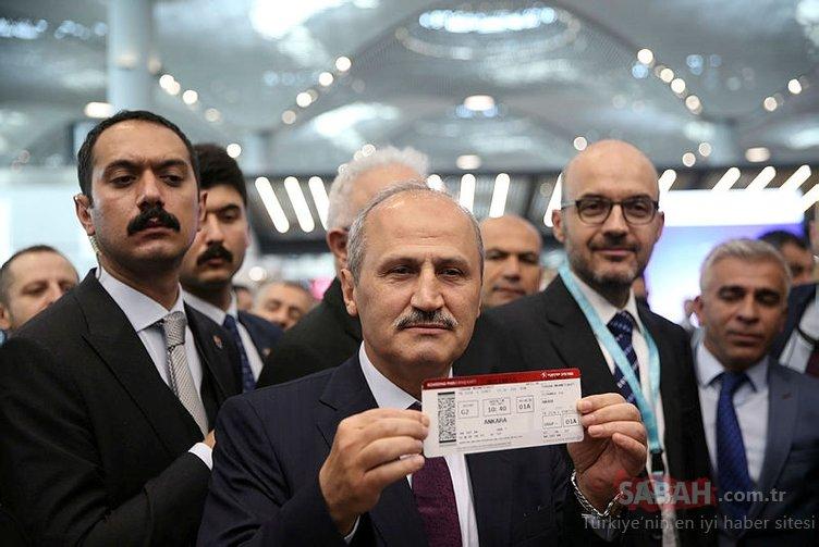 Dış basında İstanbul Havalimanı için çarpıcı yorum! Oradan uçanlar...