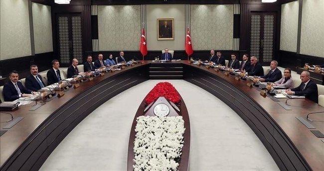 Kabine toplantısı ne zaman? Bu hafta Cumhurbaşkanlığı Kabinesi ne zaman, hangi gün toplanacak?
