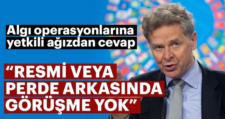 IMF: Türkiye ile resmi veya perde arkasında görüşme yok