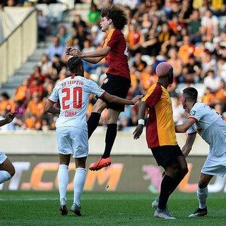17'lik golcü Erencan Yardımcı mest etti