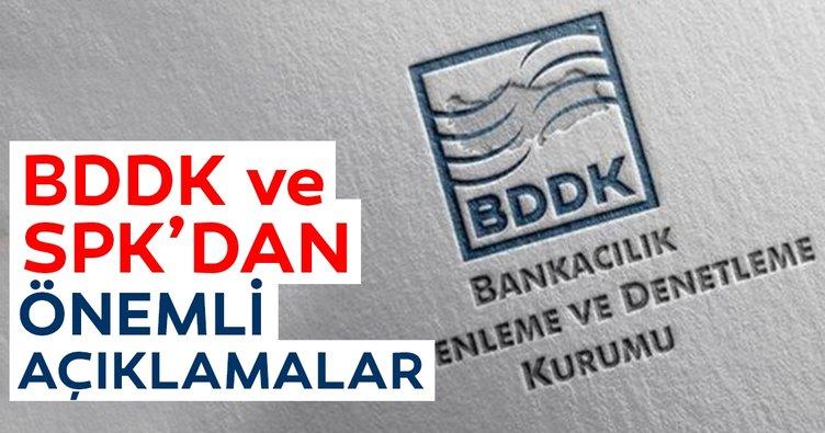 BDDK'dan son dakika açıklaması! Yasal yollara başvuracağız