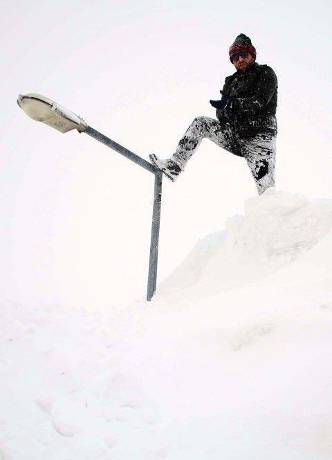 Bitlis kar altında!