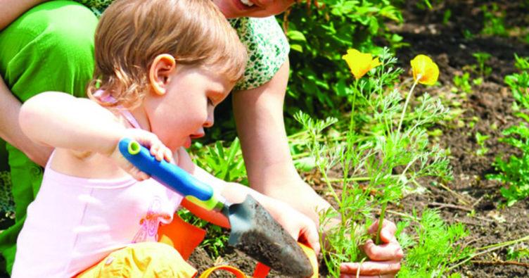 Doğa bilinci çocuklara vicdanlı ve sevgi dolu olmayı öğretiyor