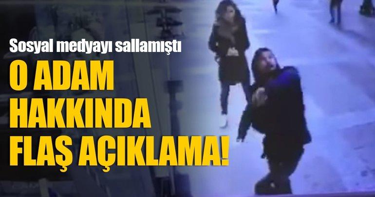 Türkiye balona röveşata atan adamı arıyor
