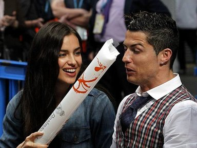 Cristiano Ronaldo ile Irina Shayk'ın en güzel kareleri