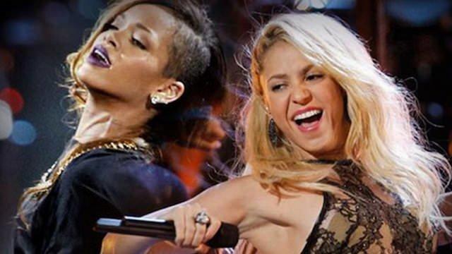 Rihanna melek gibi