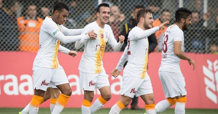 Galatasaray'a gençlik ateşi