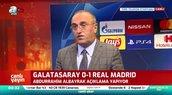 Galatasaray - Real Madrid maçı sonrası Abdurrahim Albayrak'tan Belhanda açıklaması