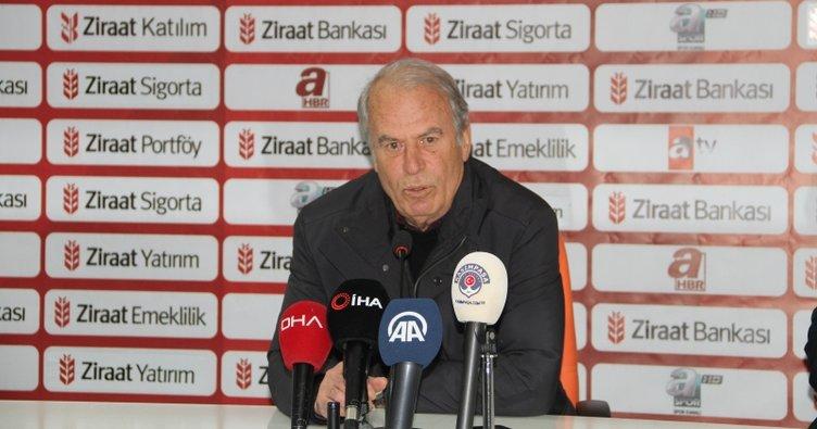 Mustafa Denizli: İki ayaklı maçların her zaman riski vardır