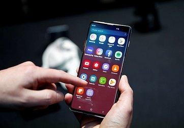 Samsung'tan parmak izi sorunu için açıklama geldi