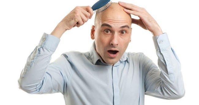 Saç dökülmesine neden oluyor!