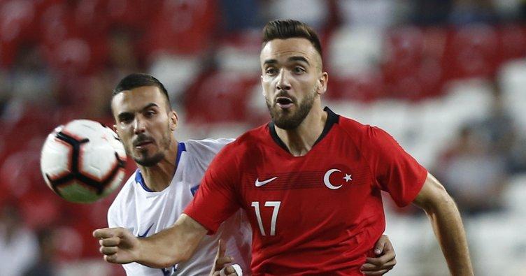 Kenan Karaman: Kariyerime Türkiye'de devam etmek istiyorum