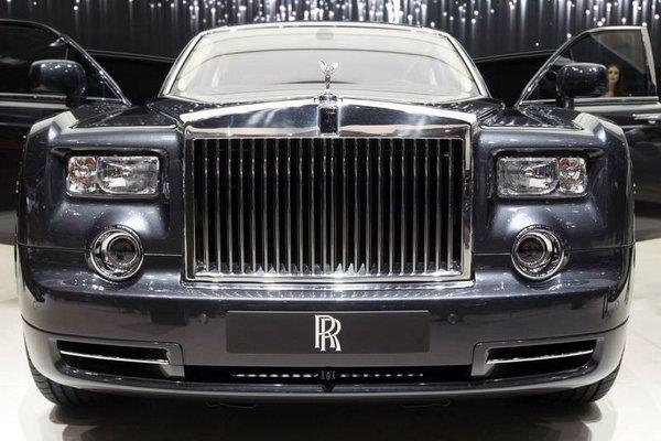 Rolls Royce'un en pahalı modelleri