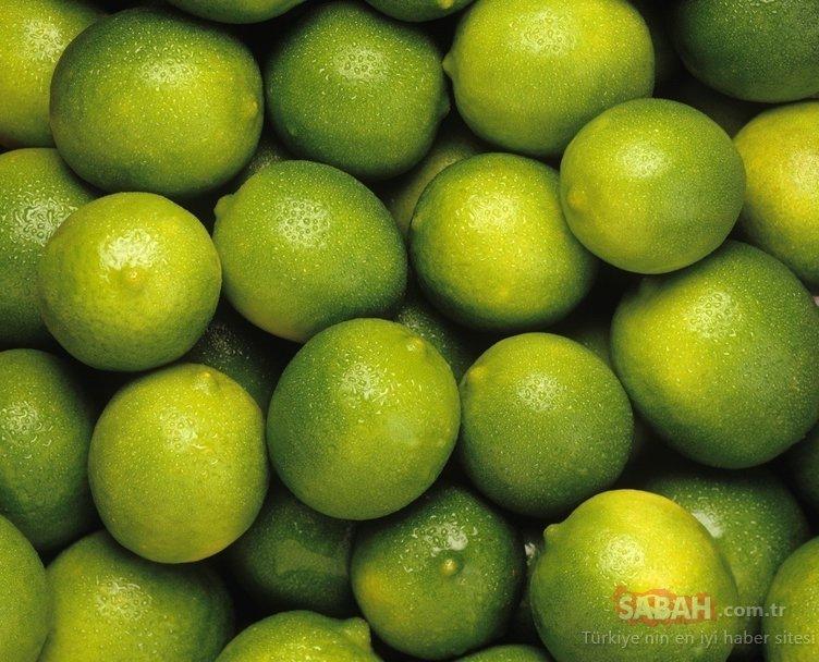 Limonun bilinmeyen bir faydası daha ortaya çıktı...Bu yönteme dikkat!