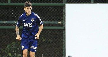 Fenerbahçe'de Arjantinli yıldız Perotti'nin sahalara dönüş tarihi belli oldu!