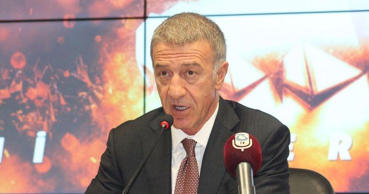 Ahmet Ağaoğlu: Eğer Süper Lig oynanmayacaksa...