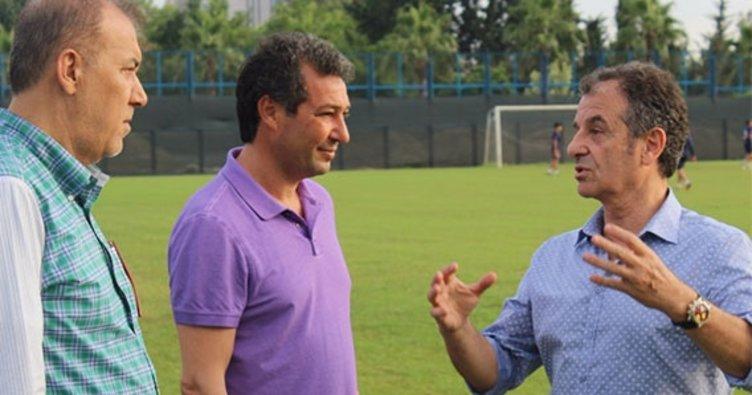 Adana Demirspor'da aranan sportif direktör bulundu