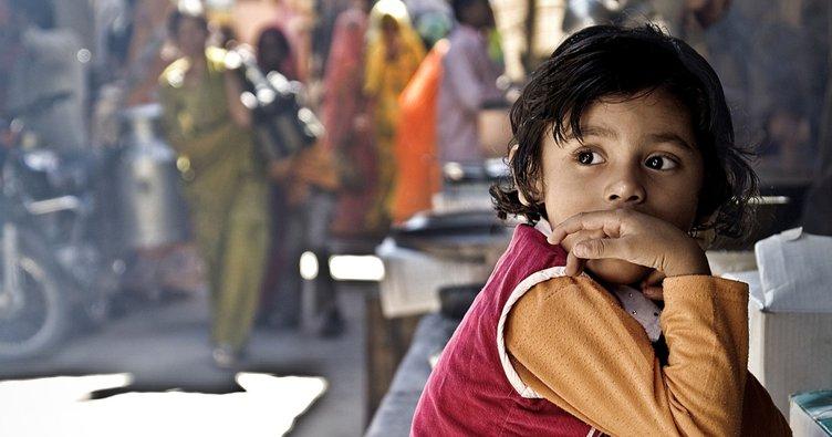 Hindistan 3 günde 35 çocuk öldü