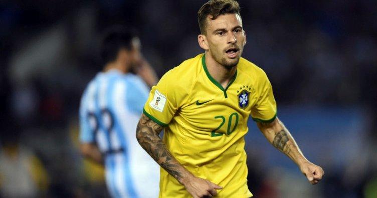 Lucas Lima'dan Fenerbahçe'yi üzecek açıklama