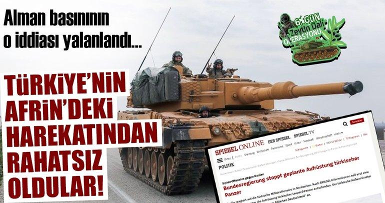 Çavuşoğlu Alman basınındaki Türkiye iddiasını yalanladı