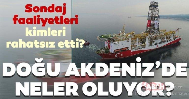 Doğu Akdeniz'de neler oluyor? Türkiye'nin Doğu Akdeniz'deki faaliyetleri kimleri rahatsız etti?