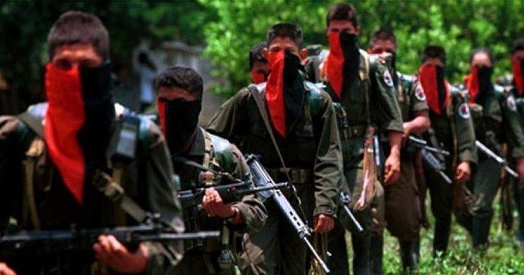 Ateşkes bitti Kolombiya karıştı