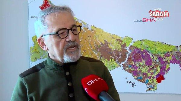 Prof. Dr. Naci Görür'den İstanbul depremi açıklaması!