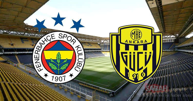 Fenerbahçe Ankaragücü maçı ne zaman saat kaçta ve hangi kanalda? (Süper Lig 5. hafta)